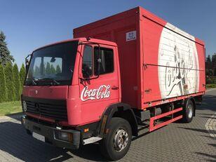 camião isotérmico MERCEDES-BENZ 1217 eco power