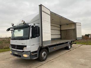 camião isotérmico MERCEDES-BENZ Atego 1224L Open Side