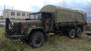camião militar MAGIRUS-DEUTZ JUPITER para peças
