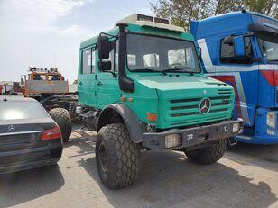 camião militar MERCEDES-BENZ Unimog U4000