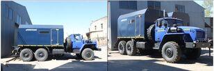 camião militar URAL Паропромысловая установка ППУА-1600/100 на шасси Урал 4320 novo