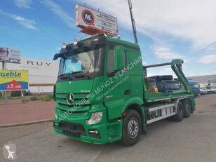 camião multibenne MERCEDES-BENZ 2642