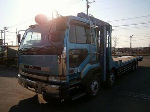 camião plataforma NISSAN UD