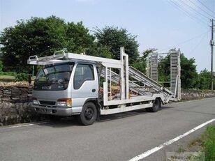 camião porta-automóveis ISUZU Elf