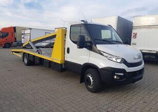 camião porta-automóveis IVECO Daily 72C21 Auto Laweta/Hi Matic