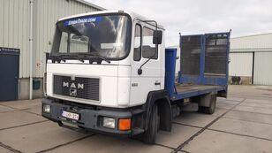 camião porta-automóveis MAN FL 14.192 Euro 1 Engine / Winch 15000 kg