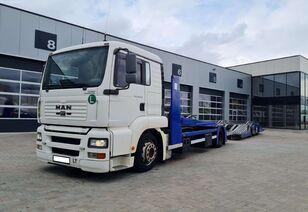 camião porta-automóveis MAN TGA 18.400 (1273)