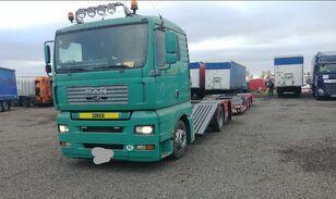 camião porta-automóveis MAN TGA 26.460