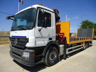 camião porta-automóveis MERCEDES-BENZ ACTROS 25 36
