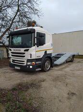 camião porta-automóveis SCANIA P400 ASSISTANCE TRUCKS TRANSPORT