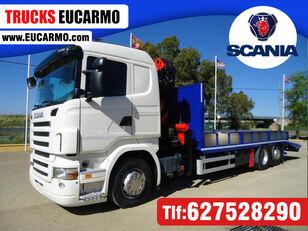camião porta-automóveis SCANIA R 440