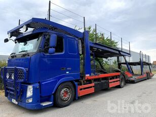 camião porta-automóveis VOLVO FH 460