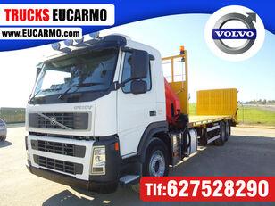 camião porta-automóveis VOLVO FM12 380