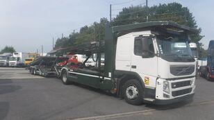 camião porta-automóveis VOLVO FM13 420 Autotransporter Kassbohrer