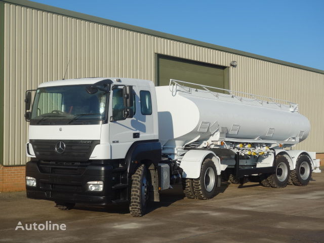 camião-tanque MERCEDES-BENZ Axor