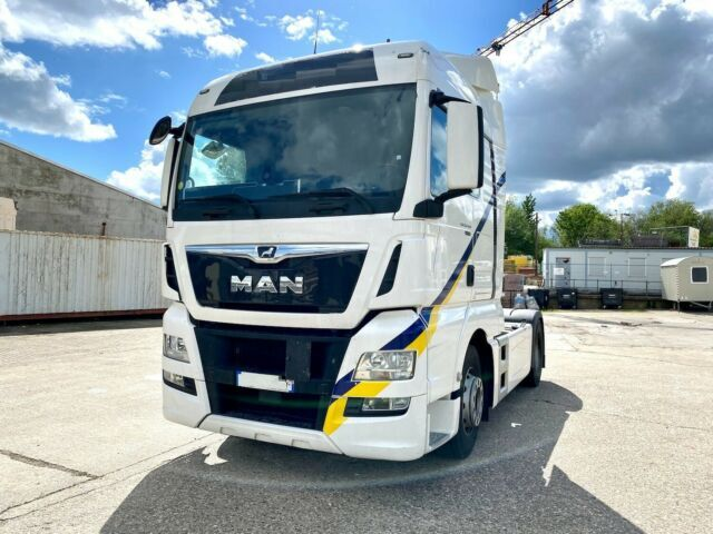 camião tractor MAN TGX 18.480 EfficientLine -XLX