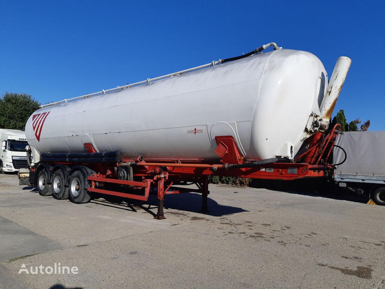 cisterna alimentar SPITZER SK2460 CAL Full Alu