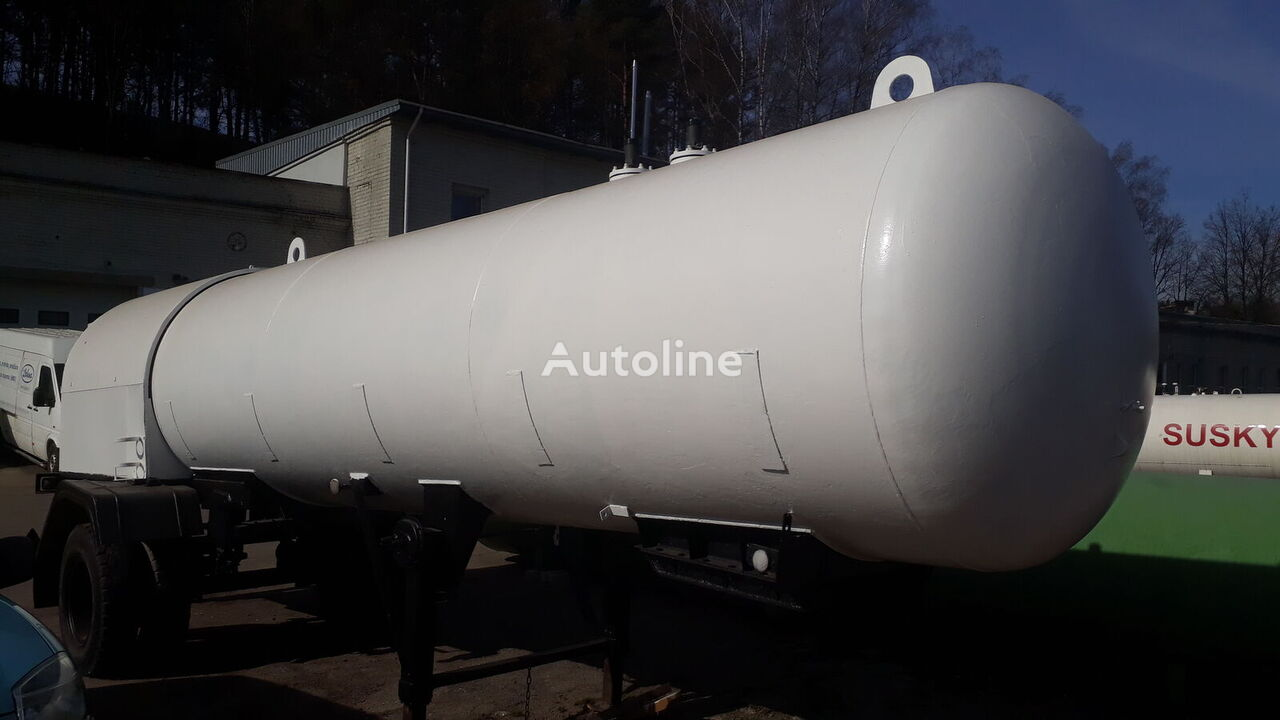 cisterna para gás ACERBI 12 m3