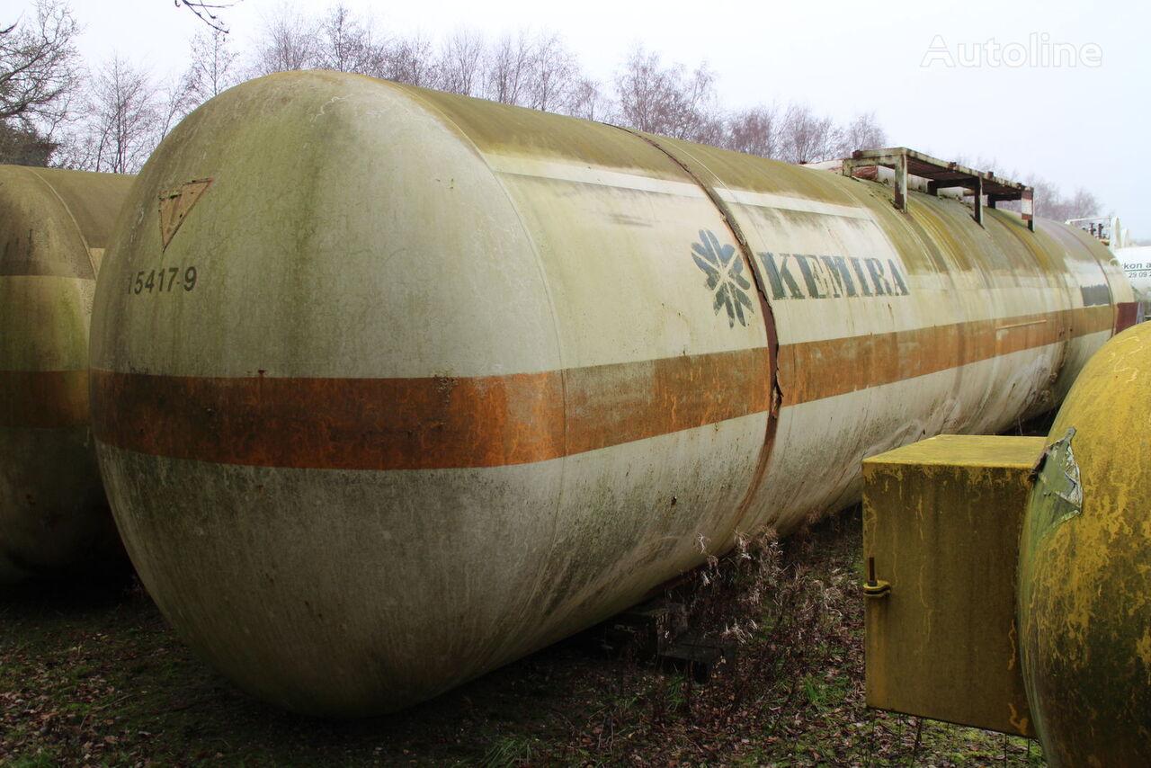 cisterna para gás ACERBI 77 000 liter, 4 units