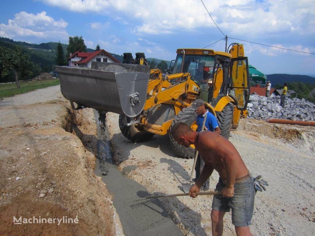 balde misturador de cimento Betonmischscaufel / Concrete Mixing bucket novo