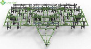 cultivador de restolho Avers-Agro Verti-till турбокультиватор Green Wave 11,7 м. Гос.компенсация д novo