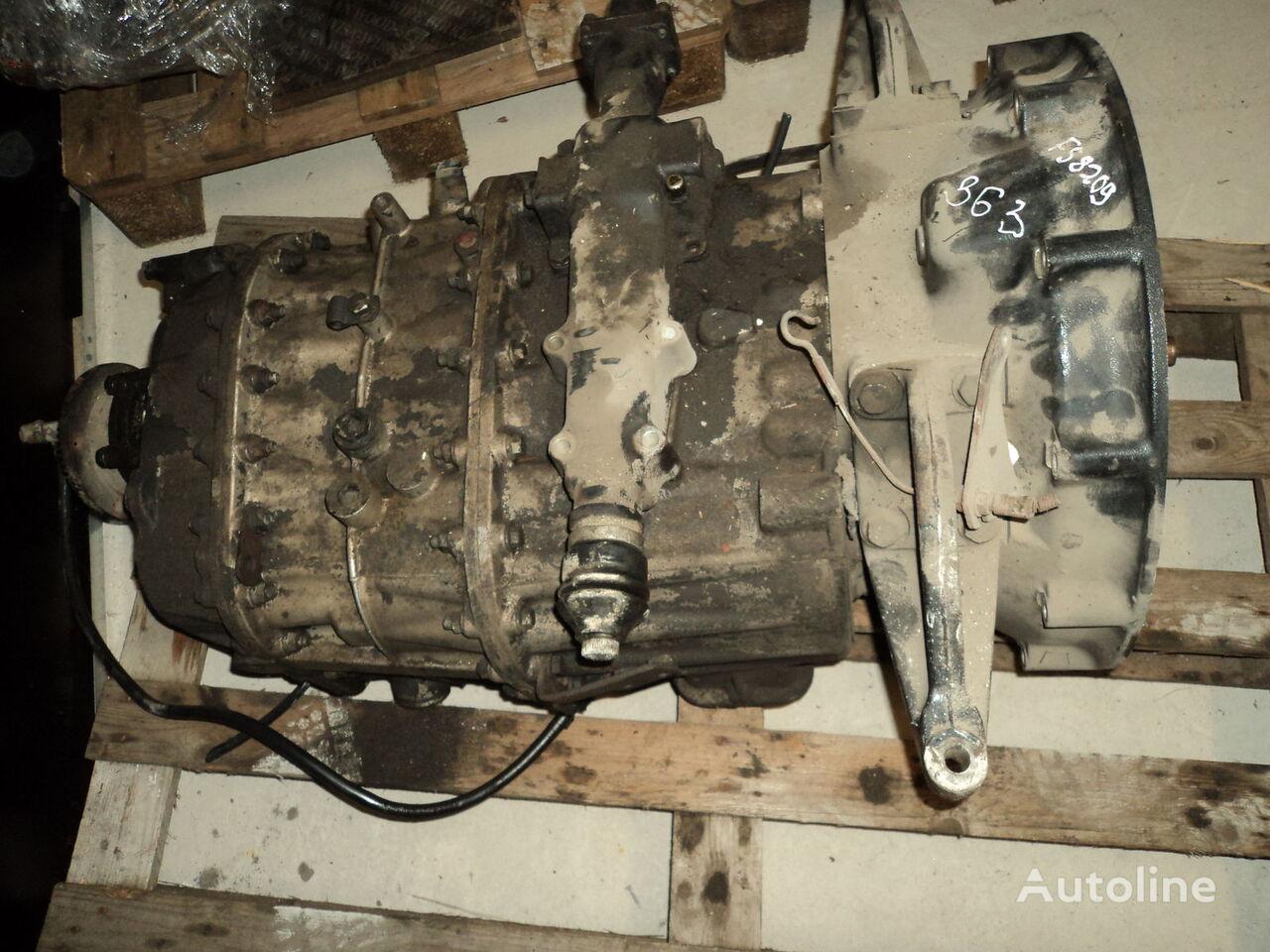 caixa de velocidades MAN 12.220 gearbox FS8209A para camião tractor MAN