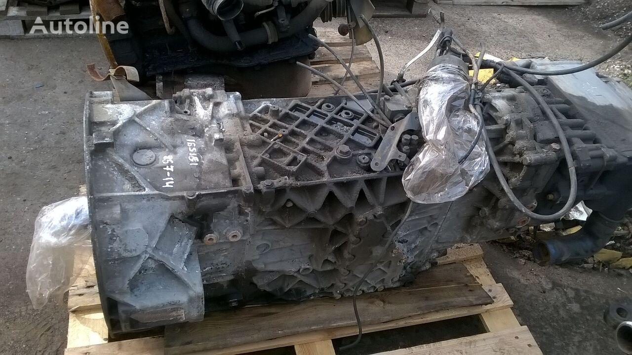 caixa de velocidades MAN TGA 18.460 gearbox ZF16S181IT para camião tractor MAN