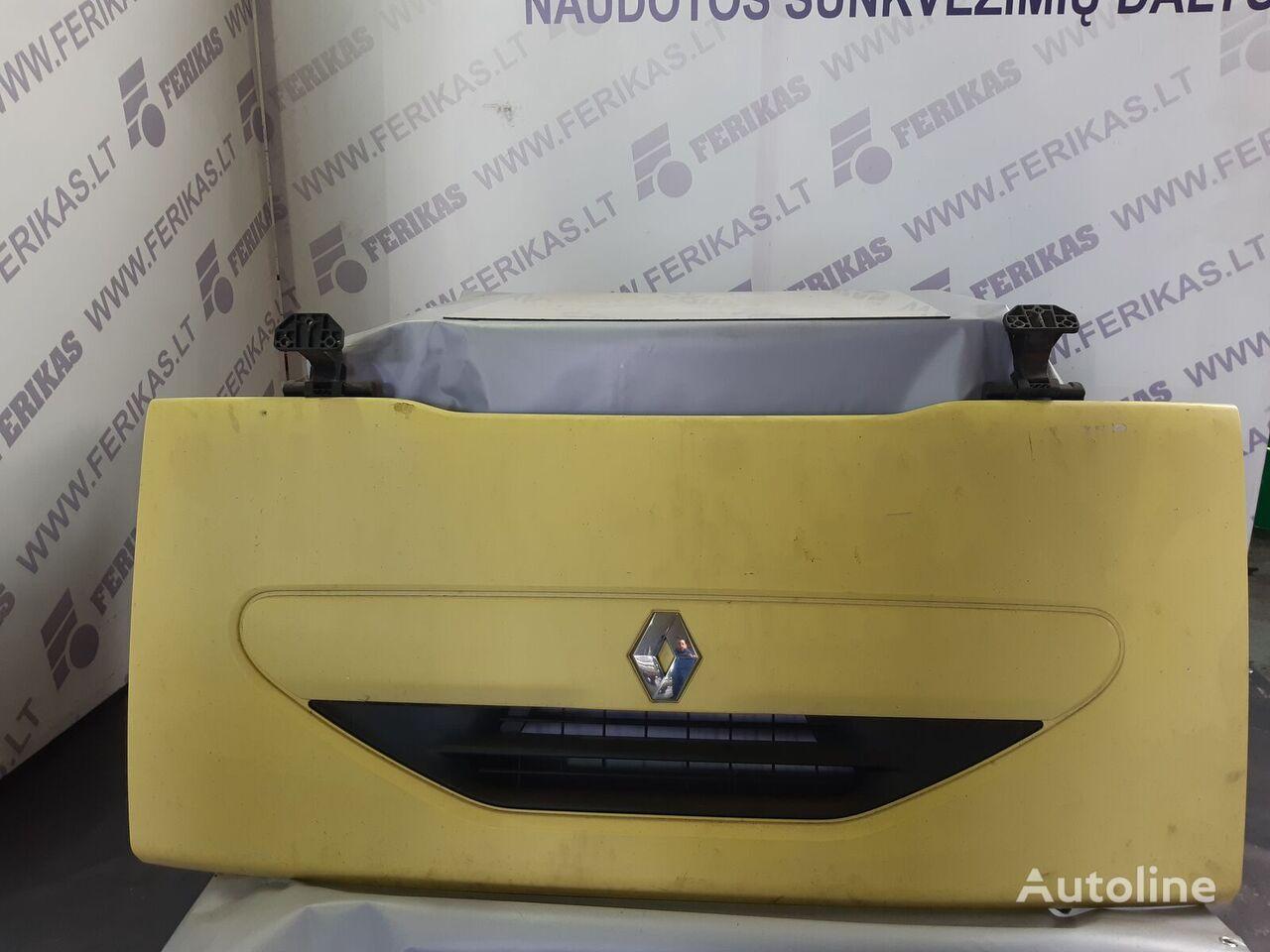 grelha do radiador RENAULT Midlum upper grill , bonnet , hood 5010301618 para camião tractor