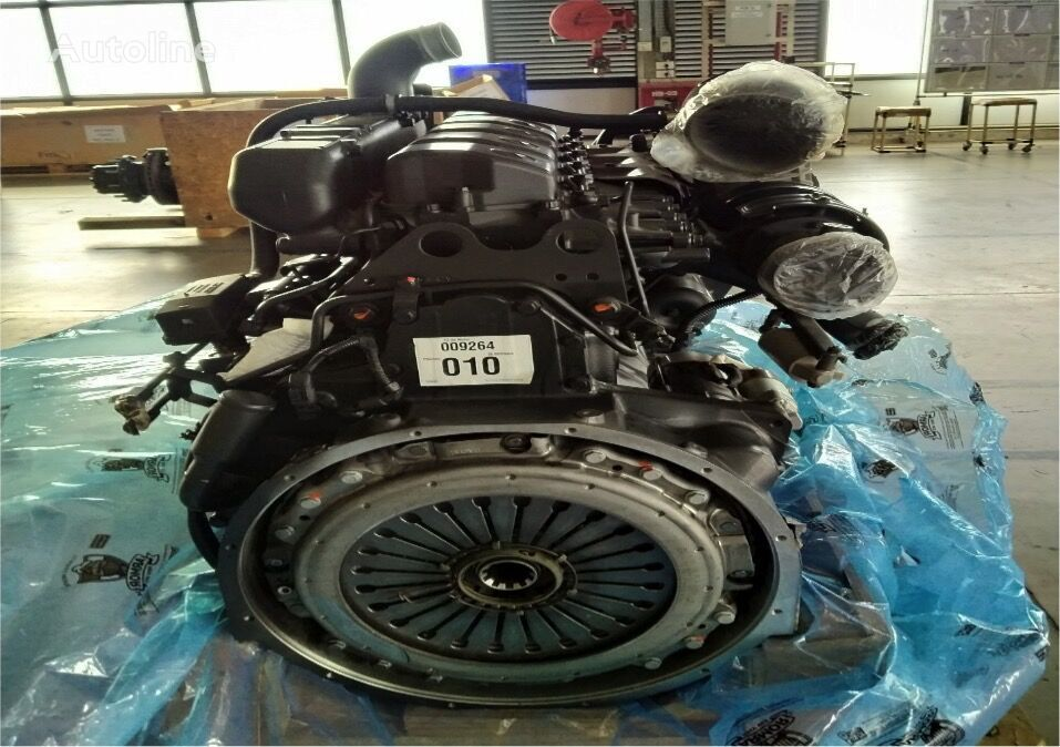motor MERCEDES-BENZ EURO 3 para camião