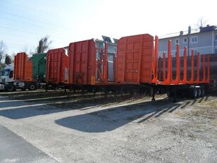 semi-reboque de transporte de madeira SCHWARZMÜLLER
